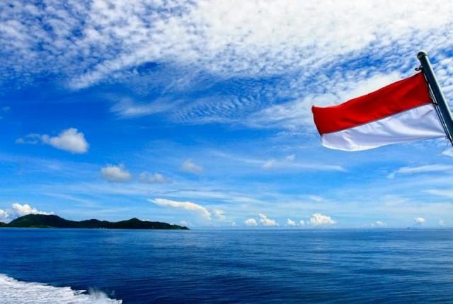 Laut Indonesia - Source : hujanpelangi.com