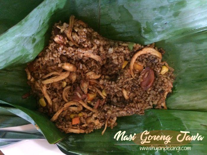 pesta buntel nasi goreng jawa