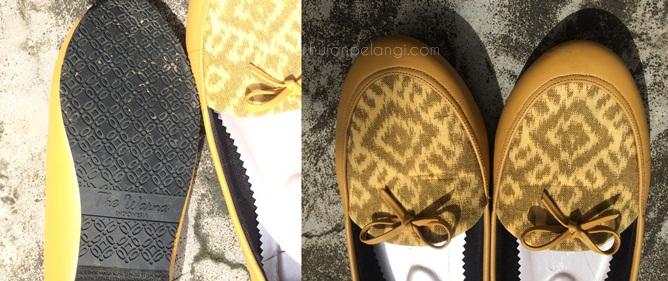 The Warna - Yellow Toraja