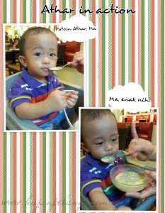 Athar in action