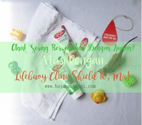 lifebuoy clini shield 10