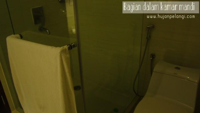 kamar mandi hotel santika premiere gubeng