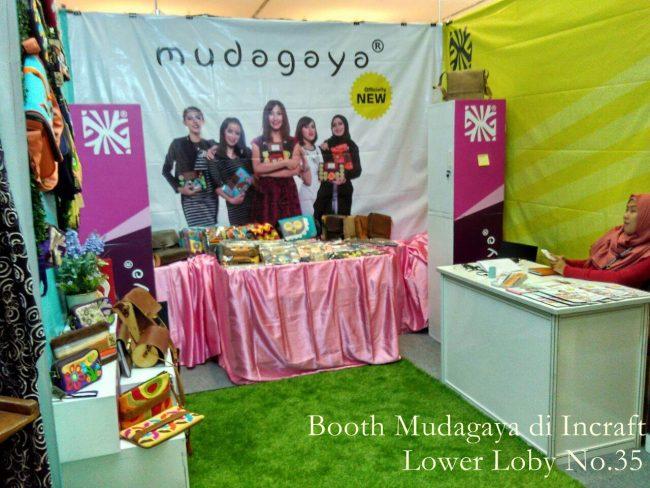 booth mudagaya