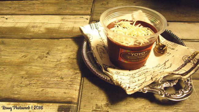 Yoyo Pudding - Brownies Pudding