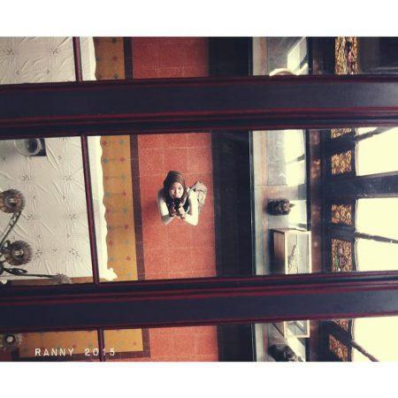 bagian ruangan makan Pura Mangkunegara, favorit!