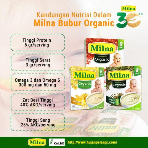 milna organik 13