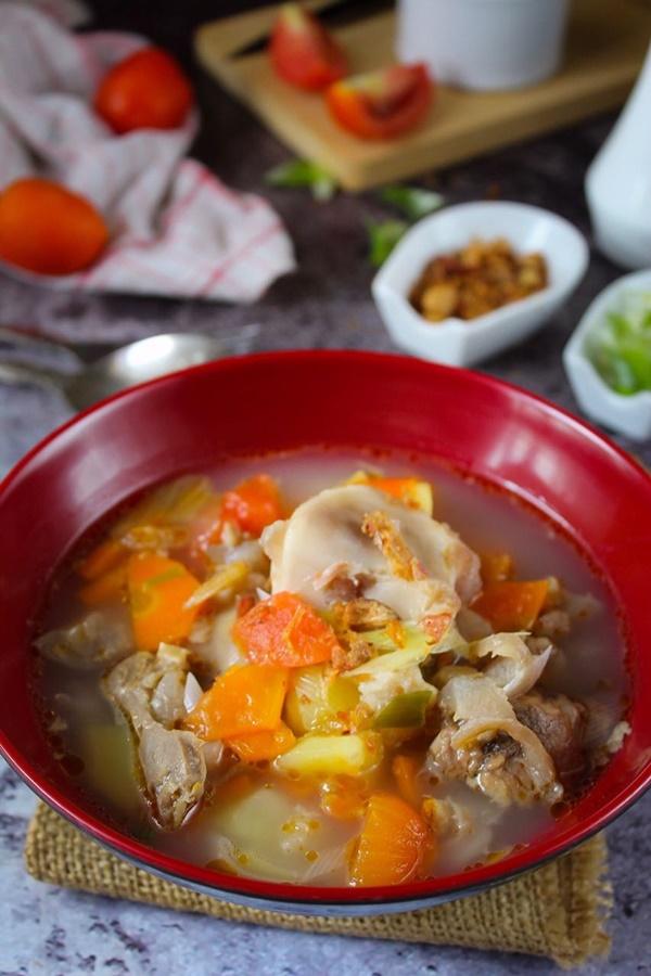 resep sup sengkel sapi2