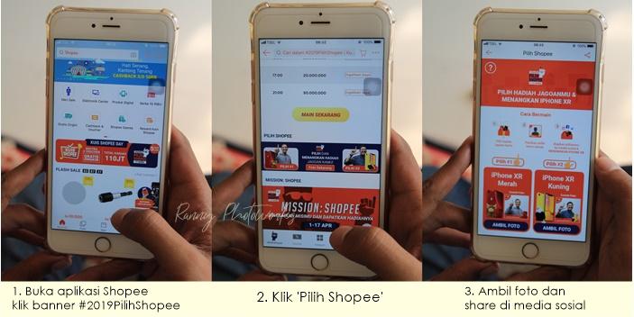 belanja online di shopee
